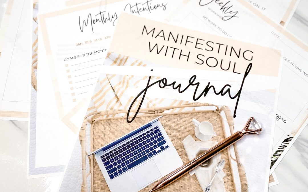 Manifesting With Soul Journal